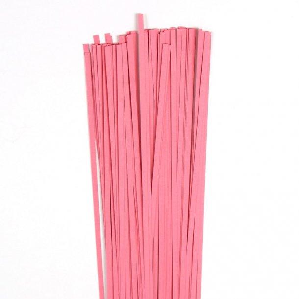 Karen Marie Klip papirstrimler: 3 mm, Pink