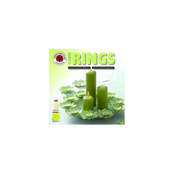 Karen Marie Klip: Gratis folder - Flower Rings